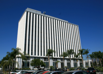 Fidelity Funding Building in Pasadena