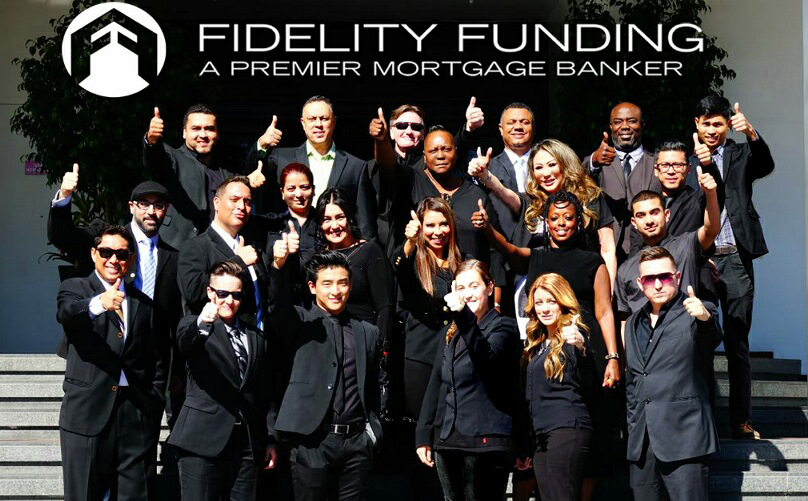 The Fidelity Funding Team
